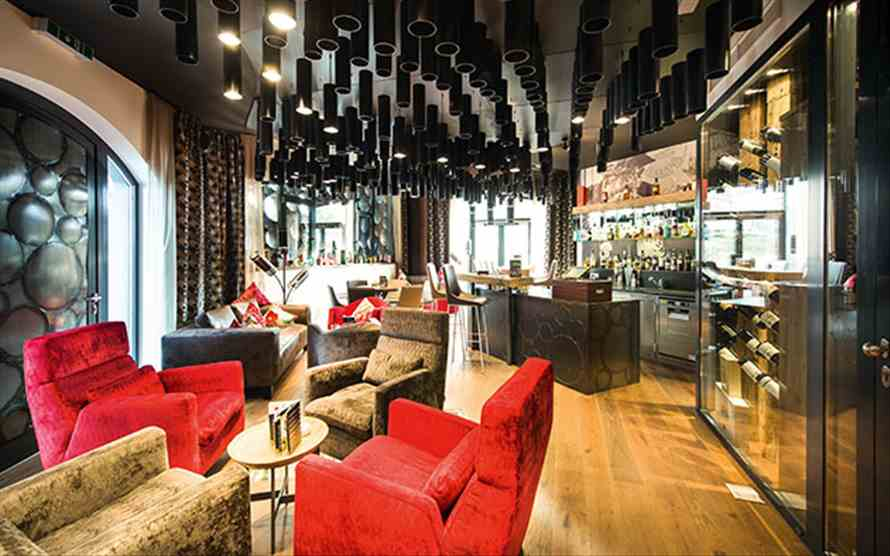 Lions Ultra Lounge