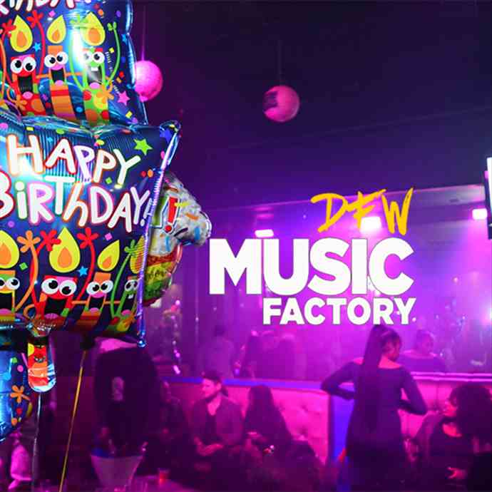 DFW Music Factory