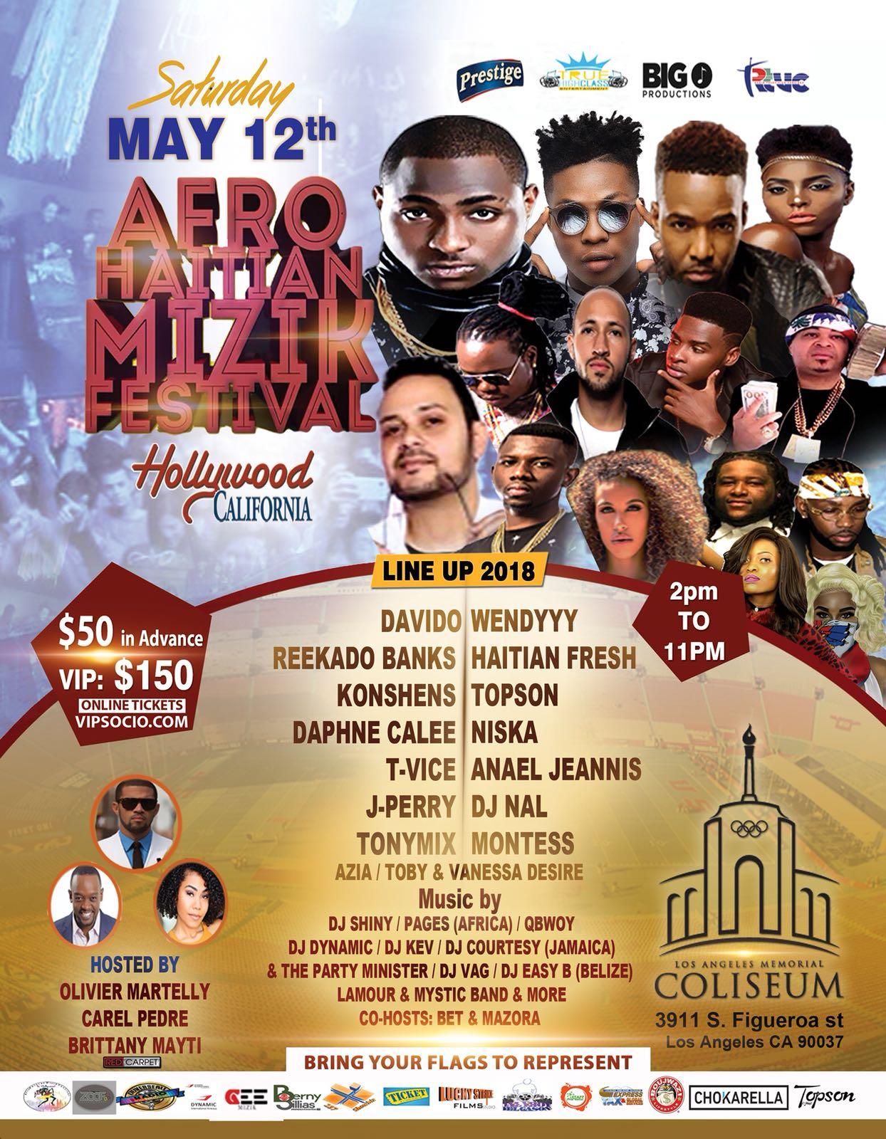 Afro Haitian Mizik Festival