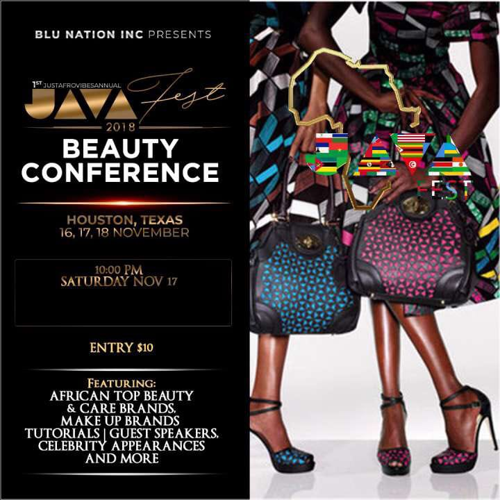 JAVAFEST Beauty Conference
