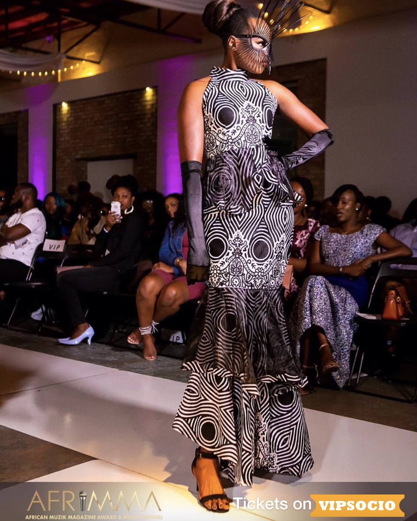 AFRIMMA Fashion Show 2019