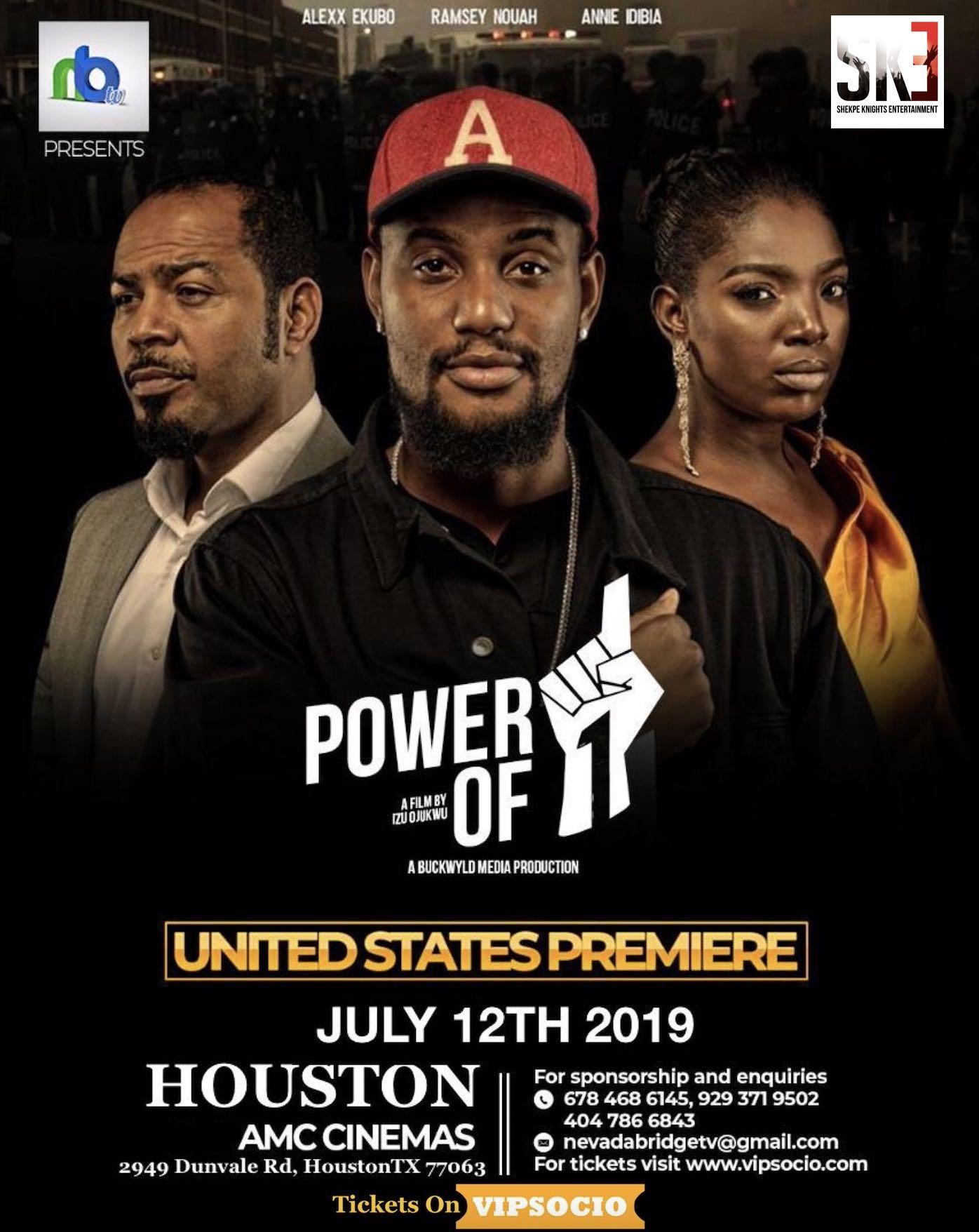 POWER OF 1 Movie Premiere