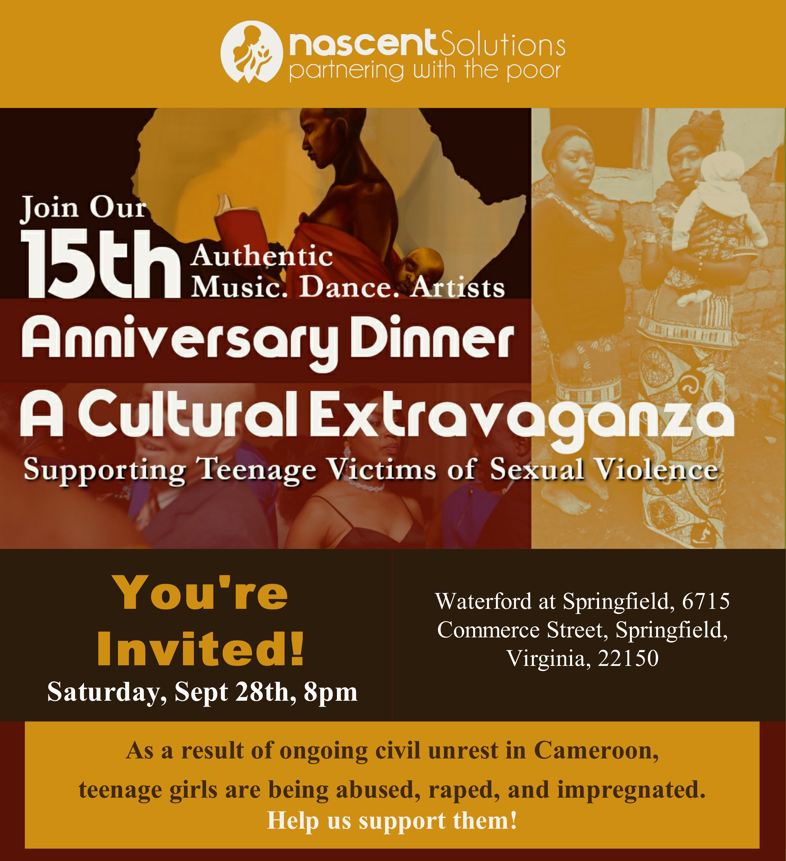 15th Anniversary GALA: Nascent Solutions