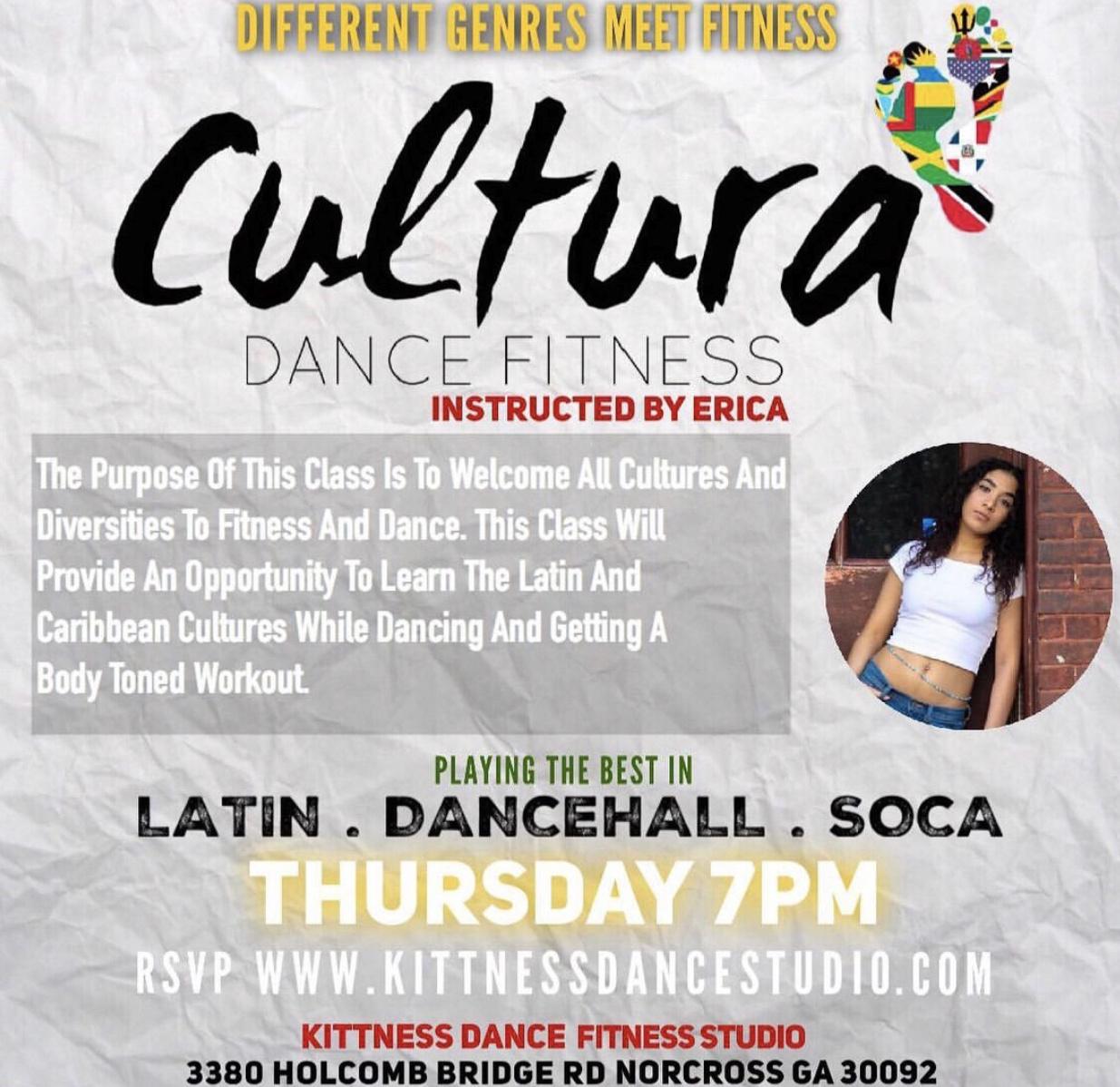 CULTURA DANCE FITNESS