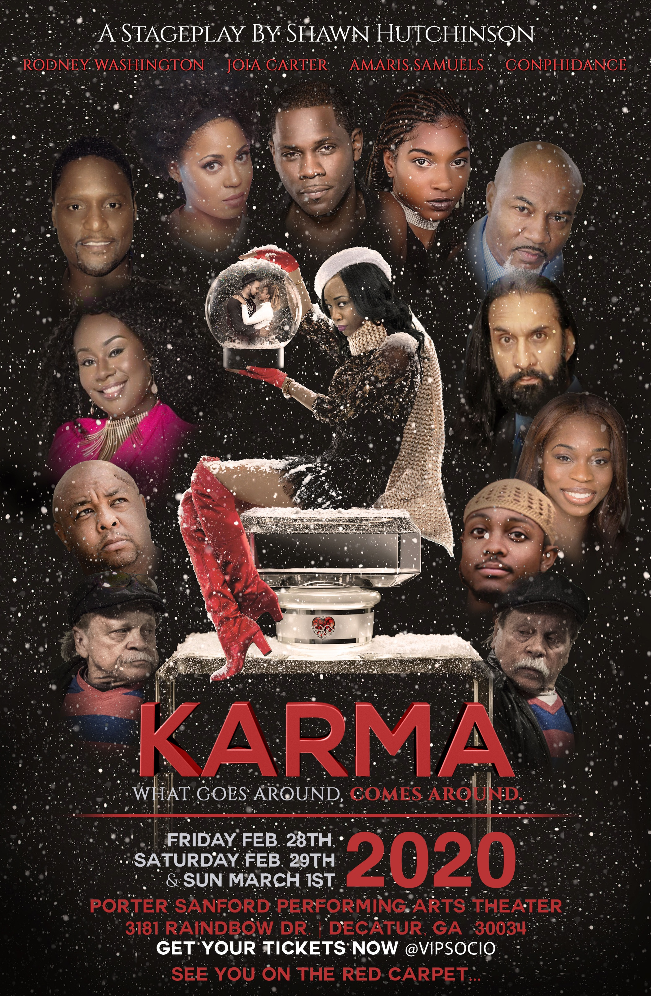 Karma The Stage Play