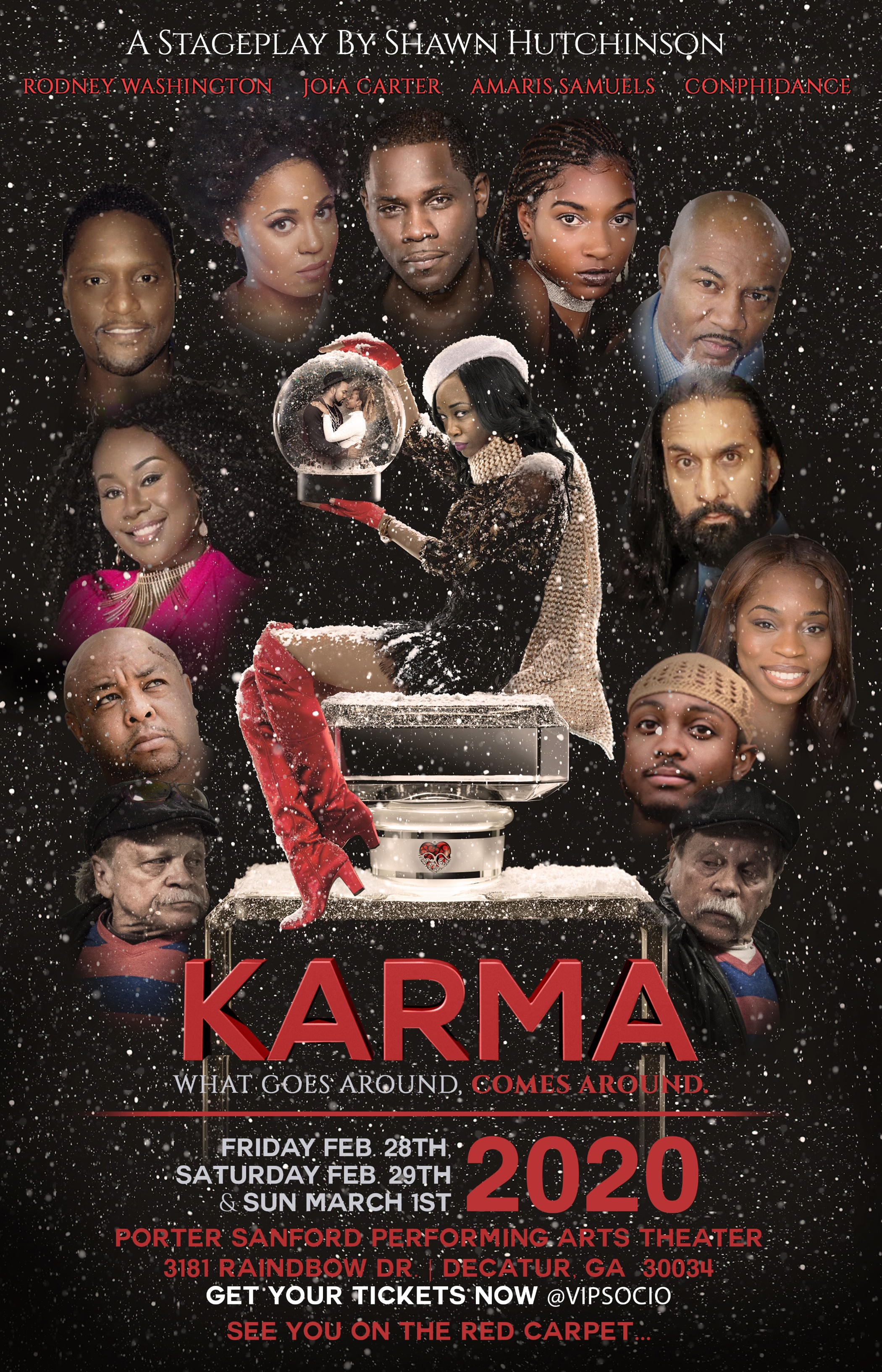 Karma The Stage Play