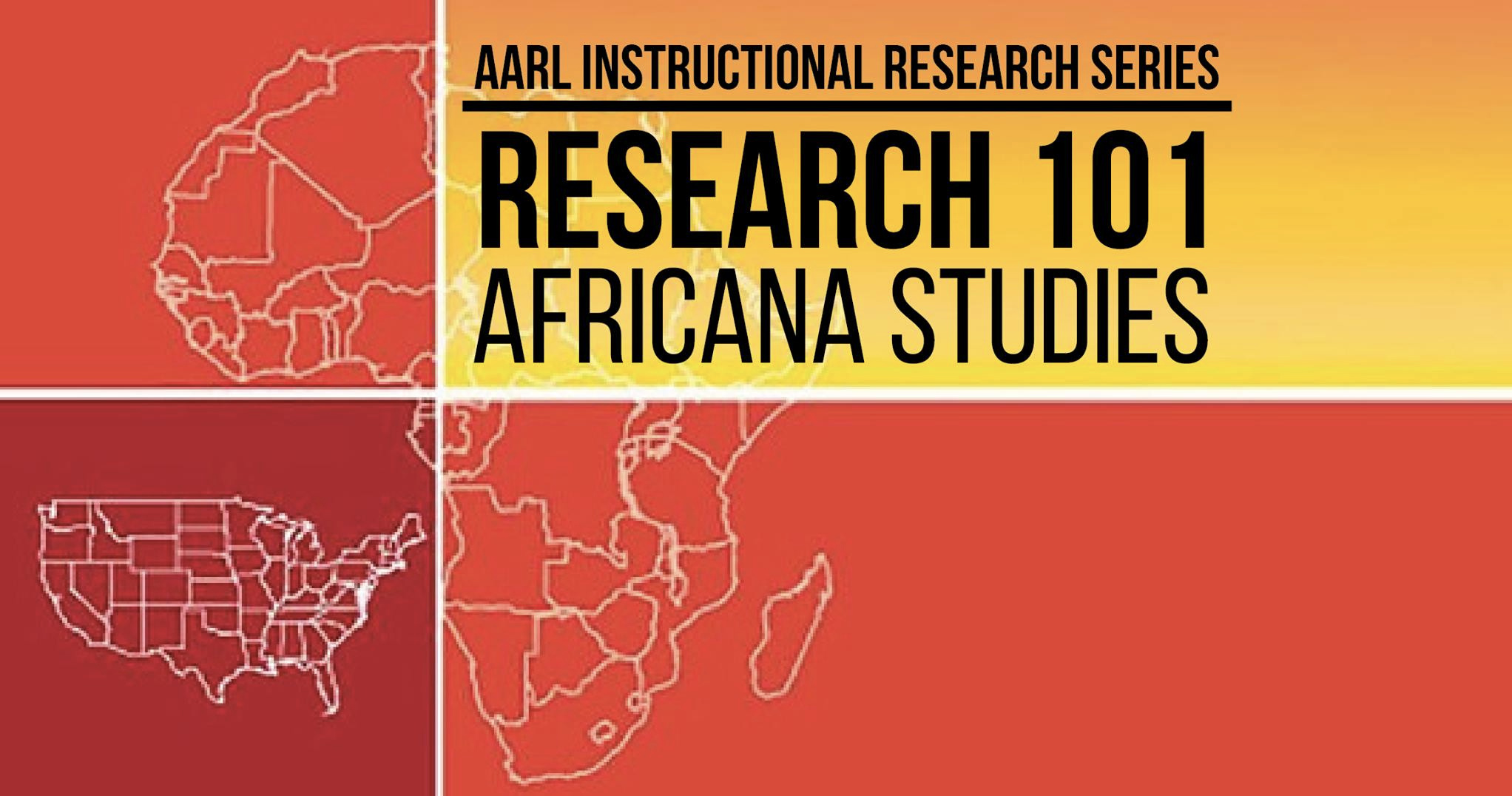 Instructional Series: Research 101