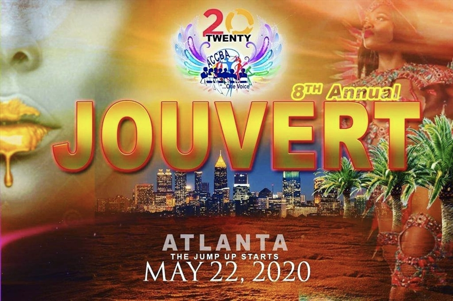 Official Atlanta Caribbean Carnival 2020 ~ J'ouvert