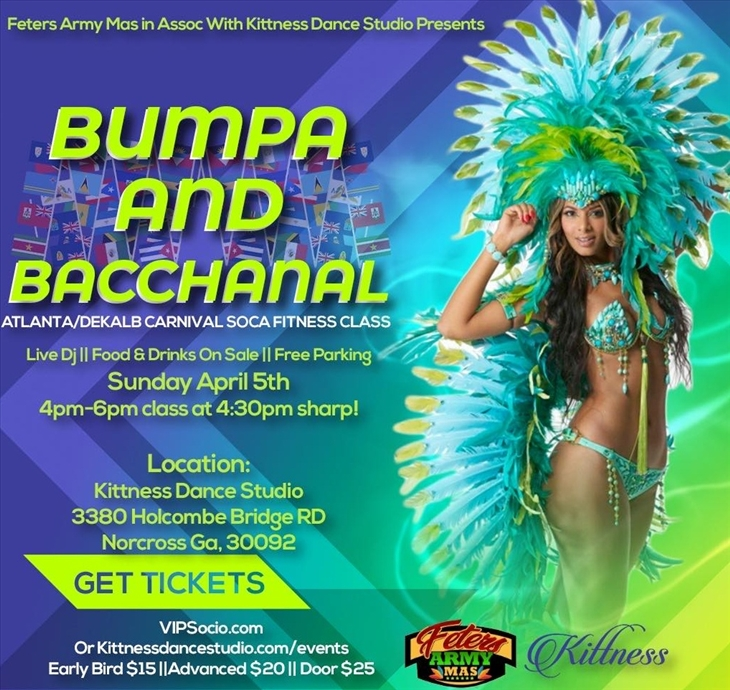 BUMPA AND BACCHANAL
