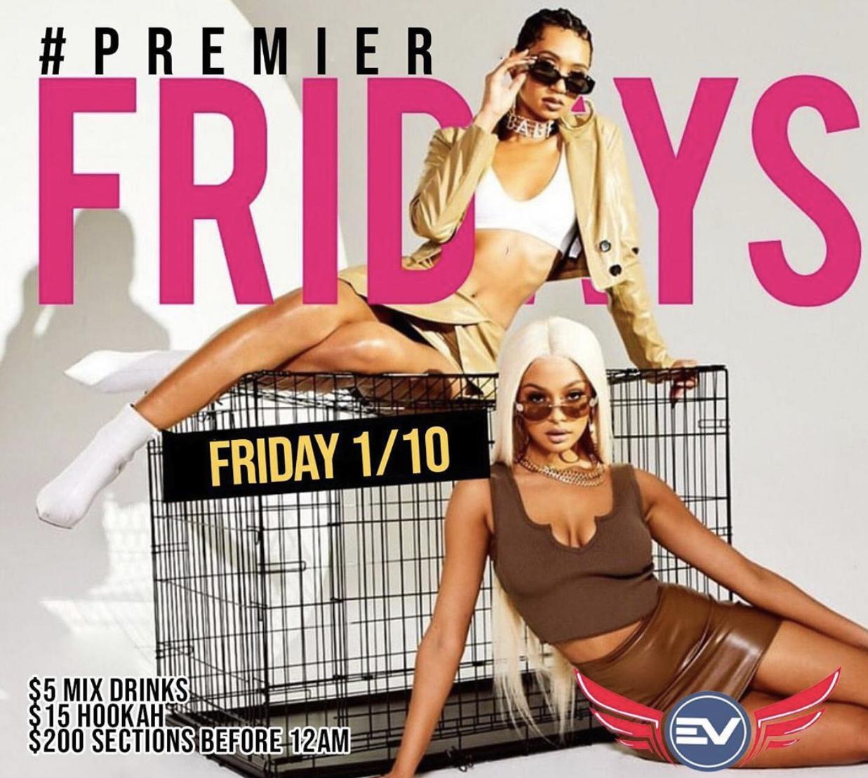 #Premier Fridays