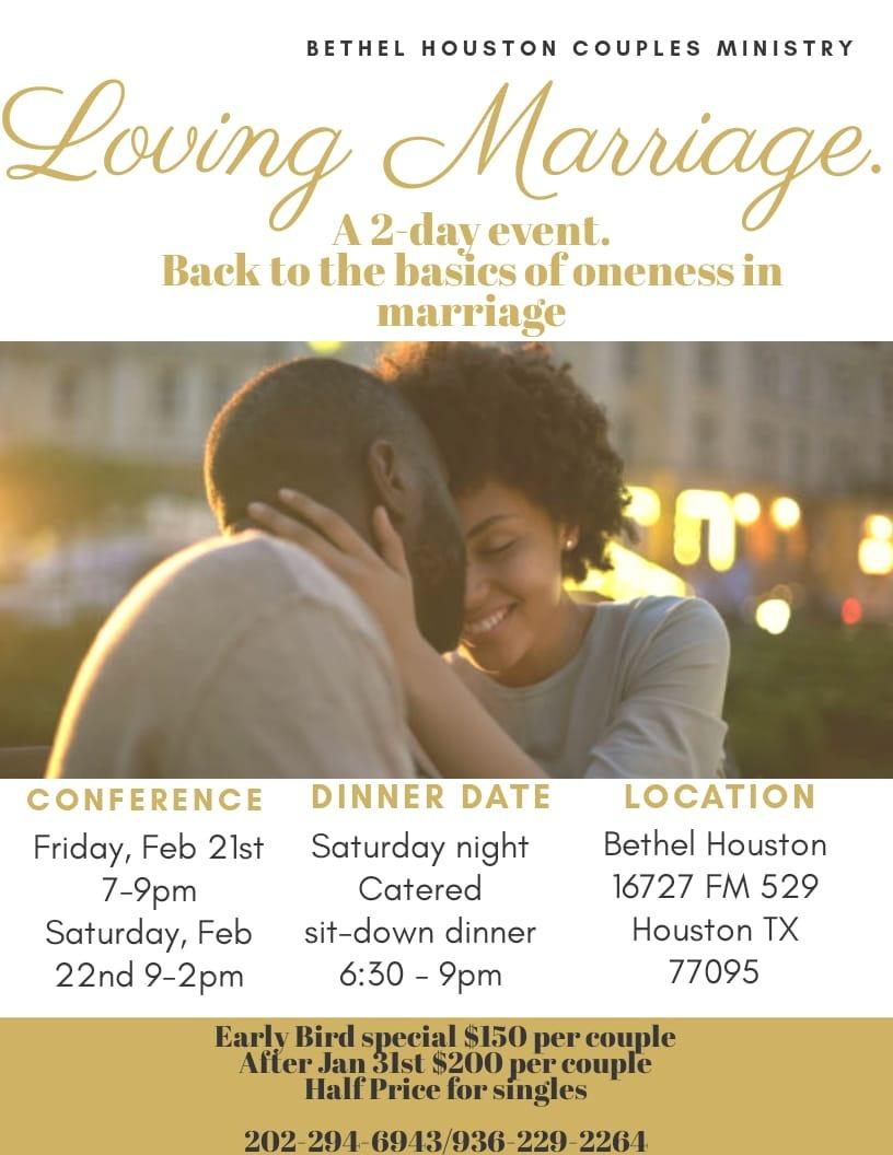 Loving Marriage