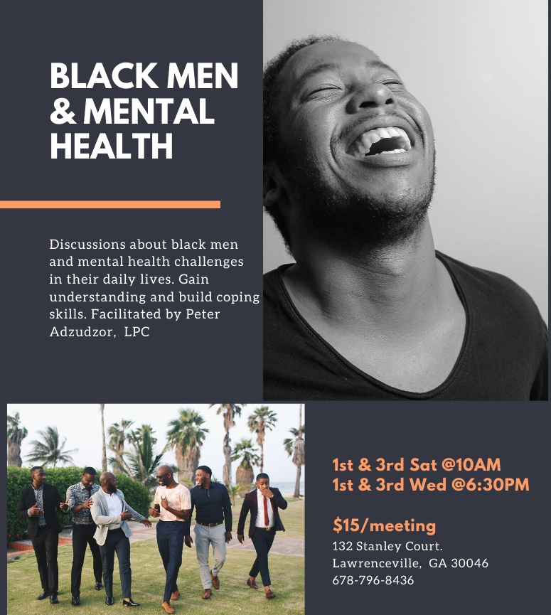 Black Men & Mental Health