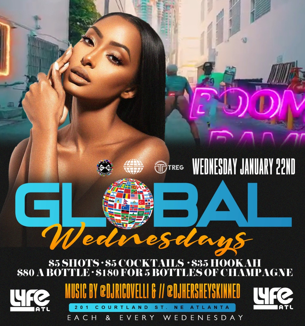 GLOBAL WEDNESDAY