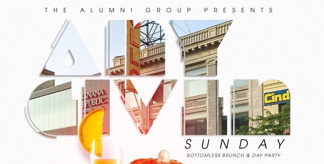 Any Given Sunday - Bottomless Brunch & Day Party