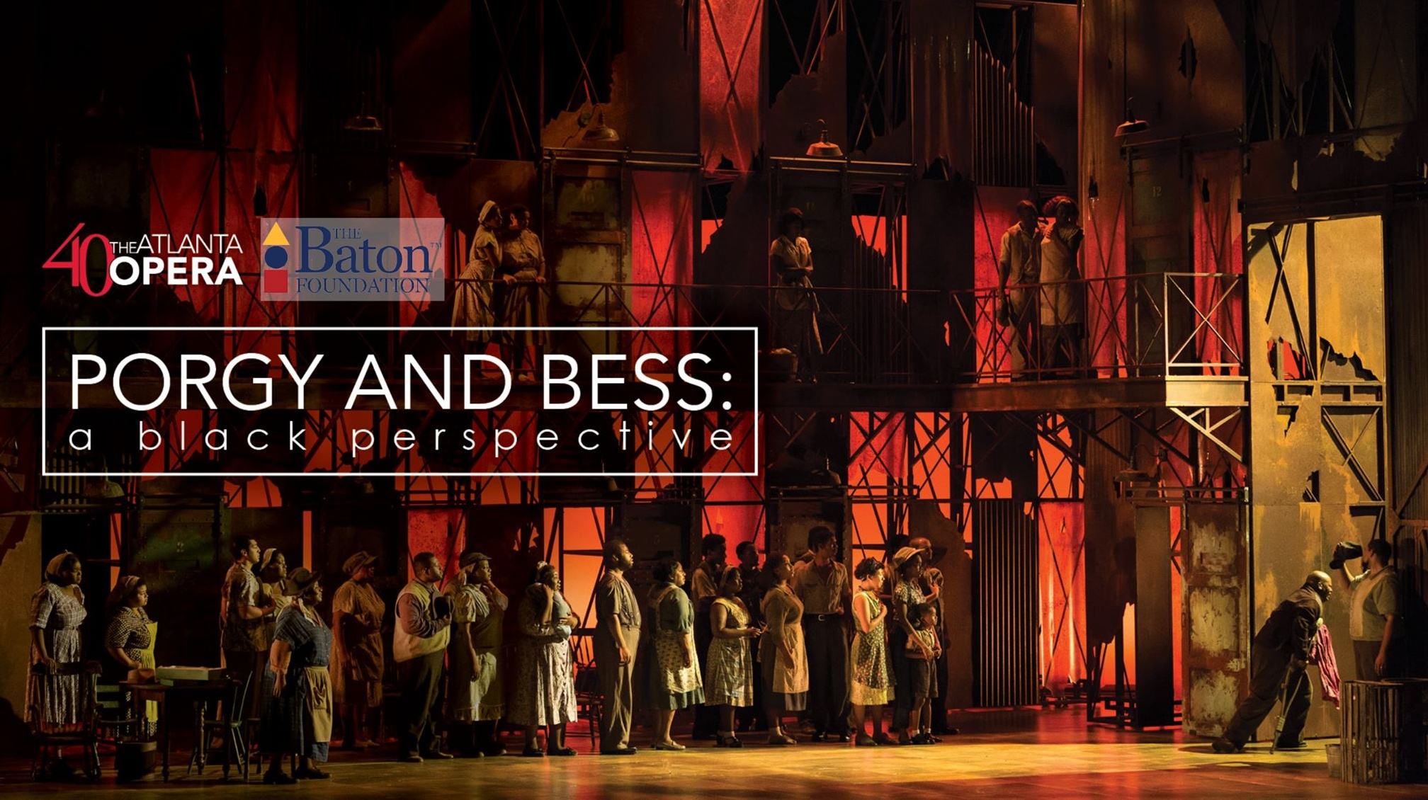 Porgy and Bess: A Black Perspective