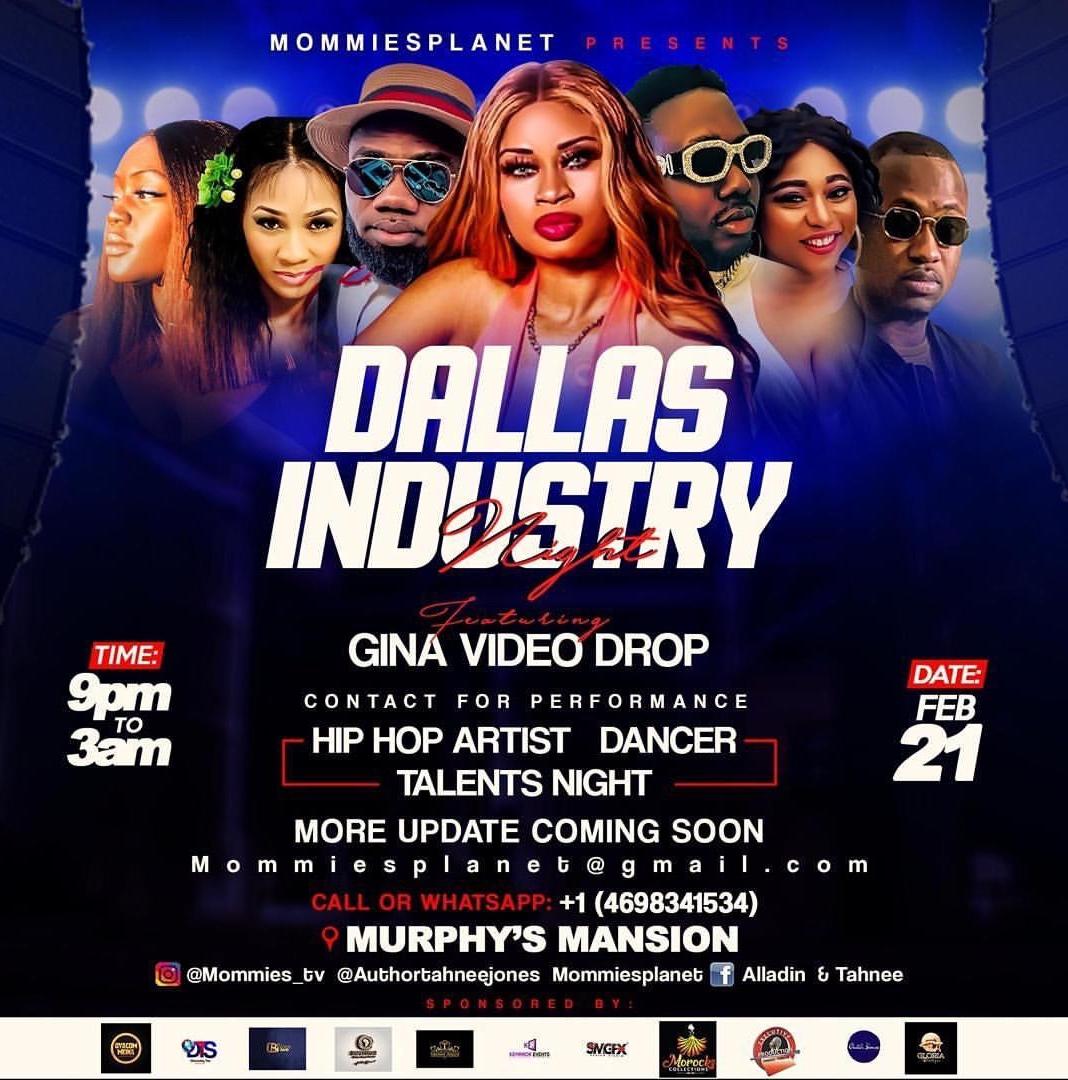 Dallas Industry Night