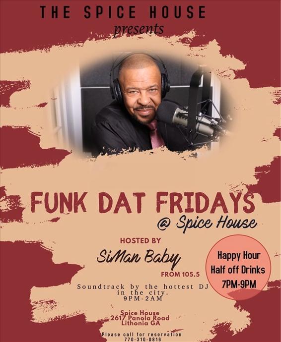 Funk Dat Fridays