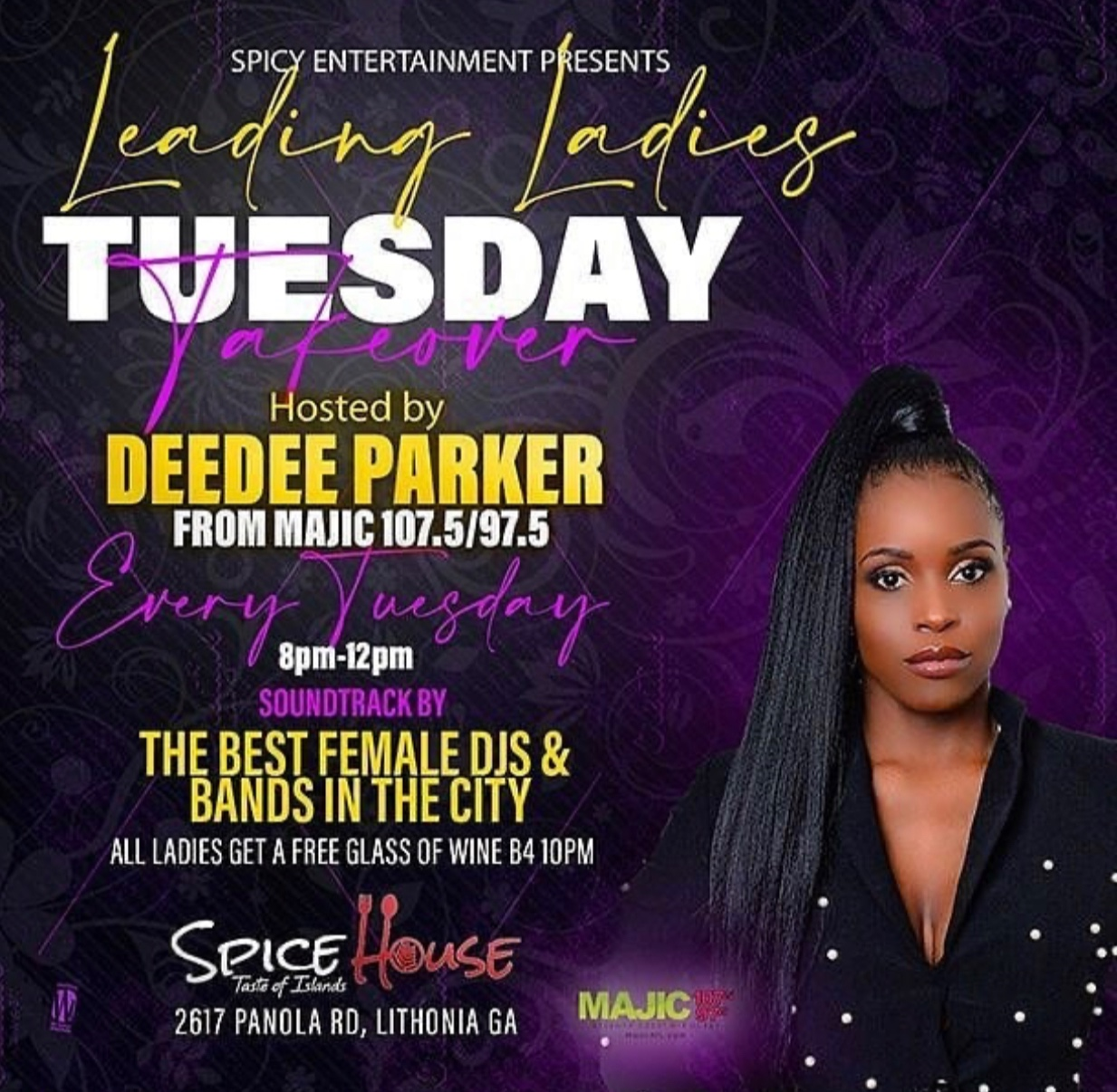 Leading Ladies Tuesday Takeover