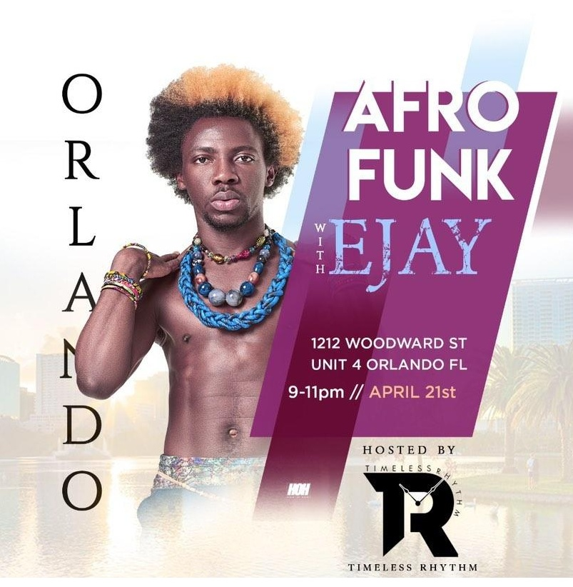 TIMELESS RHYTHM AFRO-FIT FT. SPECIAL GUEST @EBINJE