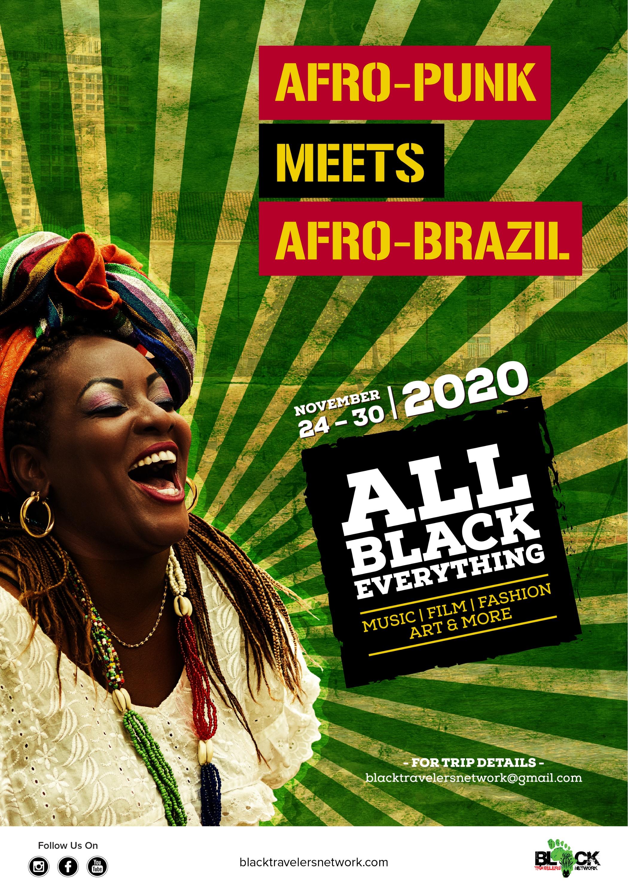 Afro-Punk Meets Afro-Brazil