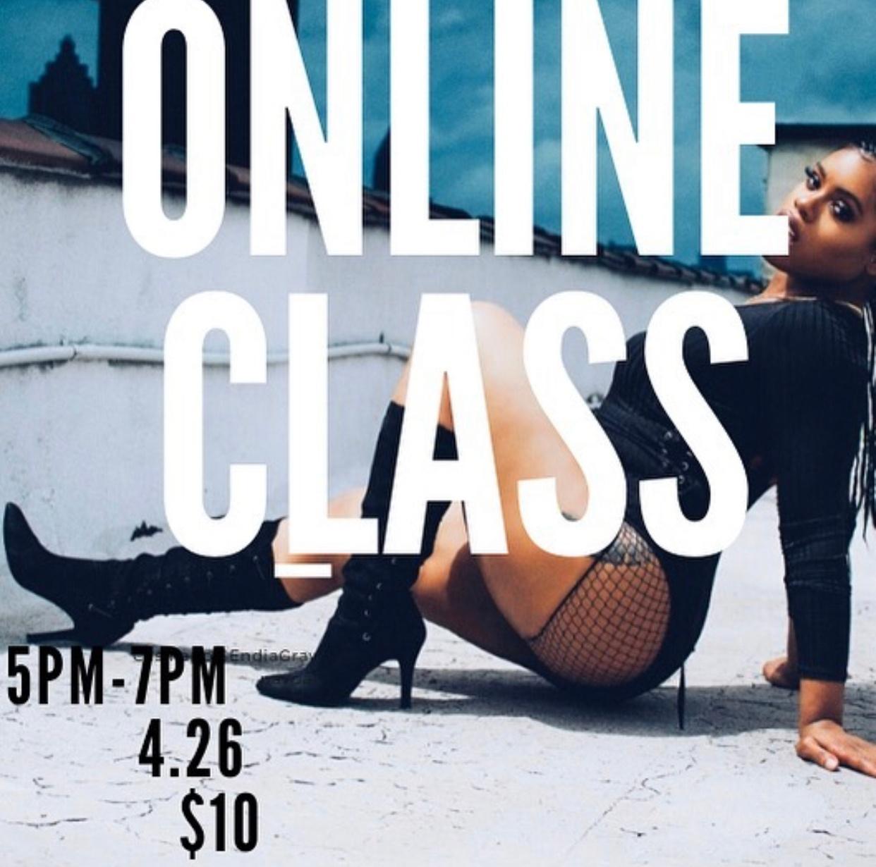 Afrovibz Online Dance Class