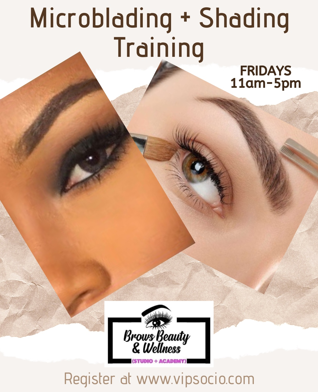 Microblading and Shading Training 2 Days