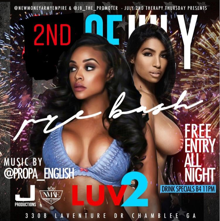 4th of July Pre Bash
