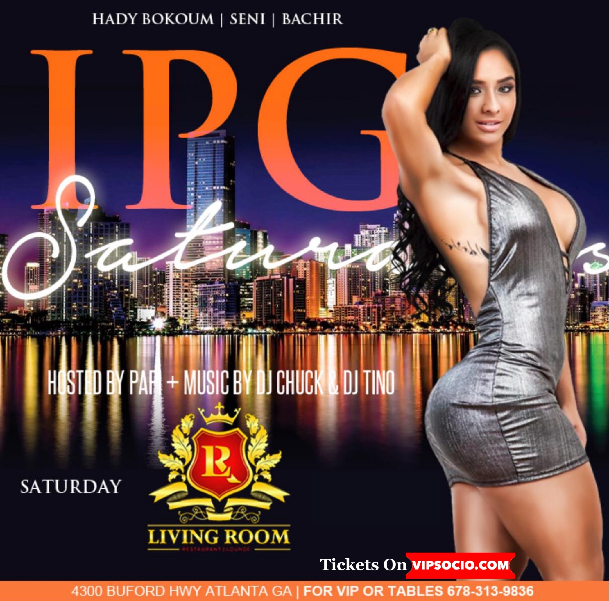 IPG Saturdays
