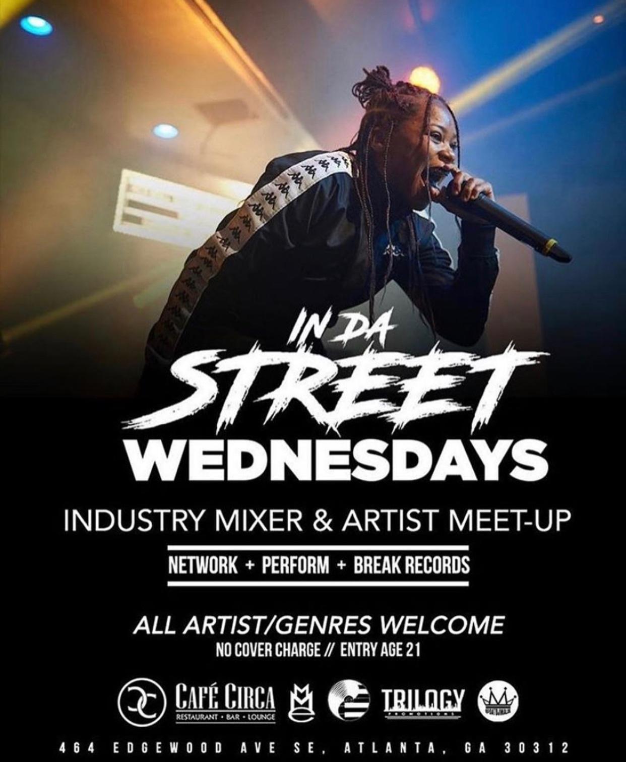 In Da Street Wednesdays