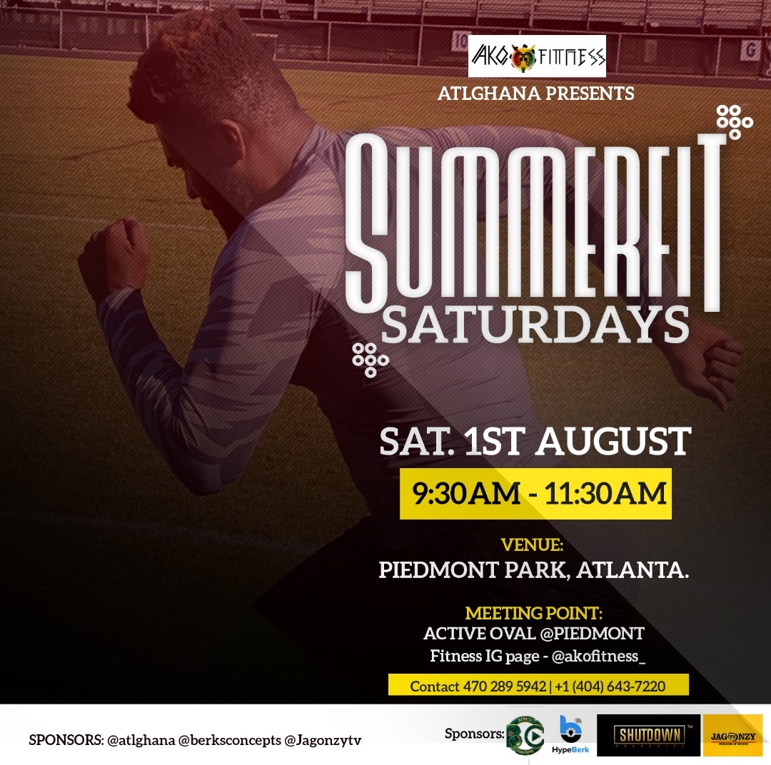 Summerfit Saturdays