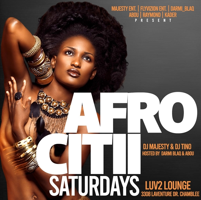 AfroCitii Saturdays