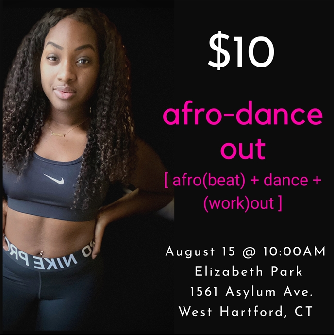 AFRO-DANCE OUT
