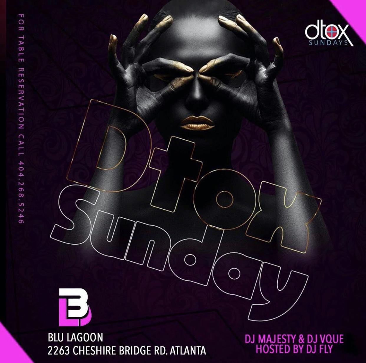 DTOX Sundays