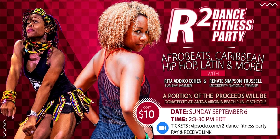 R2 Dance Fitness Party