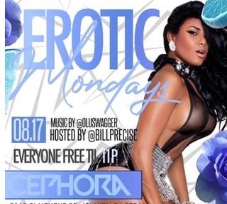 Erotic Monday