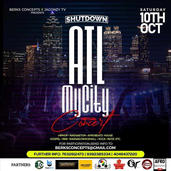 ATL MY CITY Virtual Concert
