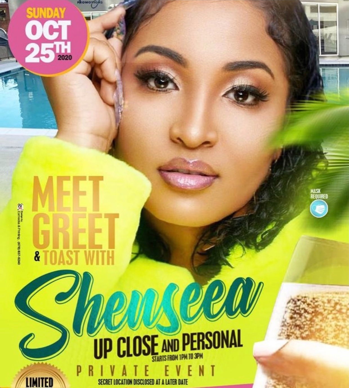 Shenseea Meet and Greet | Photos | Mimosas
