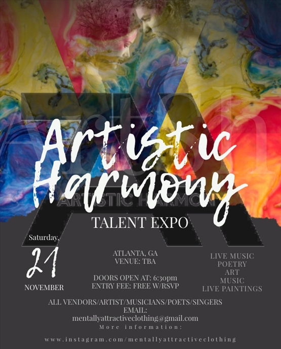 Artistic Harmony Talent Expo