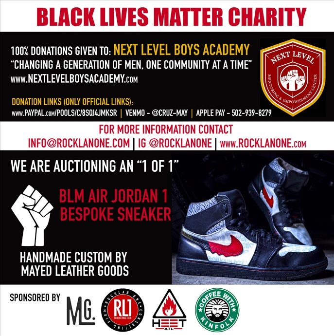 Black Lives Matter (BLM) Charity