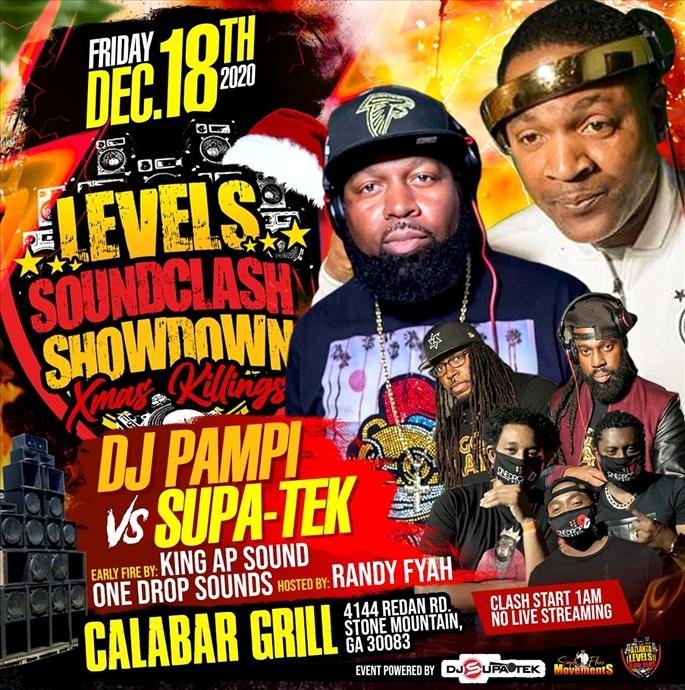 Atlanta Next Level SoundClash