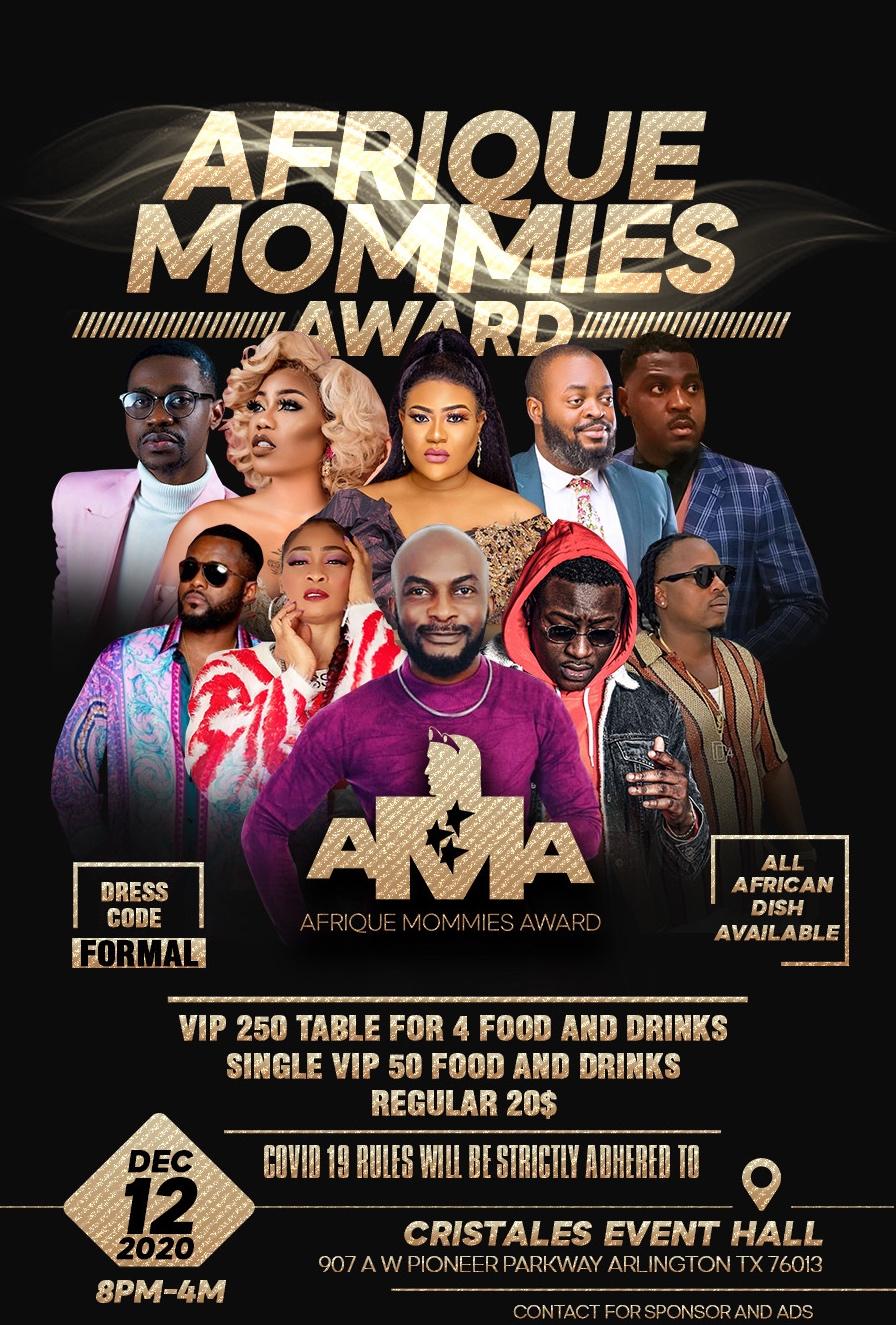Afrique Mommies Awards