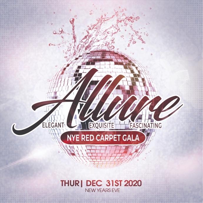 Allure NYE Red Carpet Gala