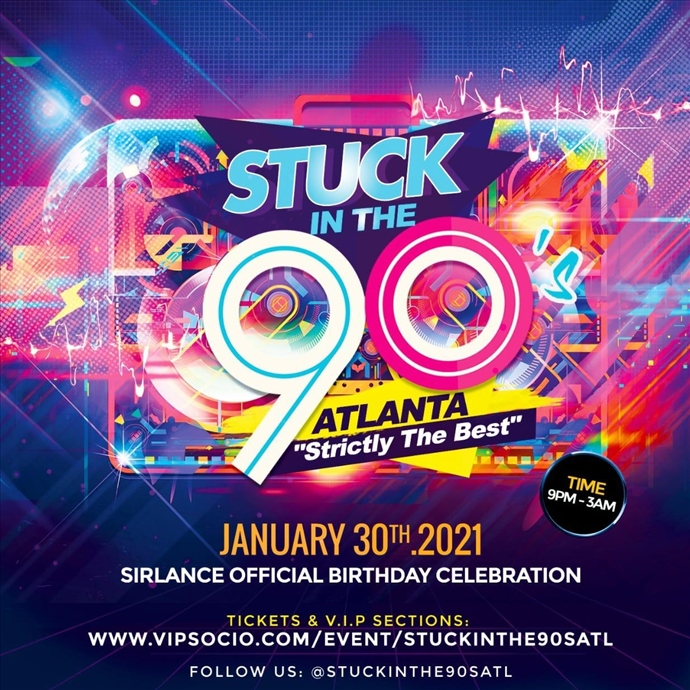 Stuck In The 90s - Atlanta