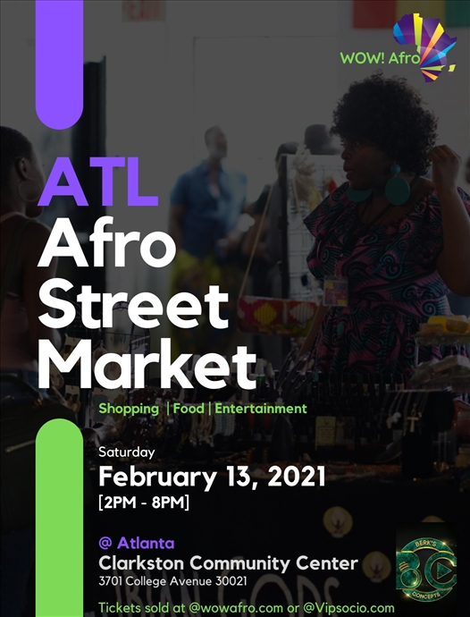 Afro Street Market