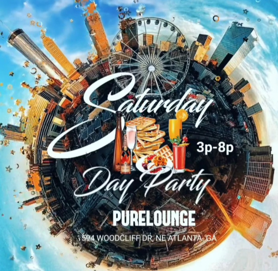 Pure Saturday Day Party