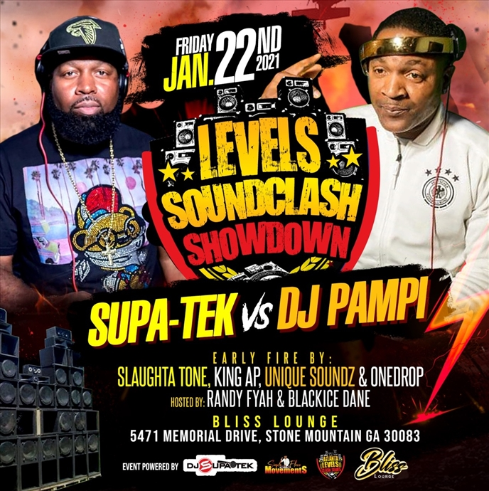 Atlanta Next Level SoundClash