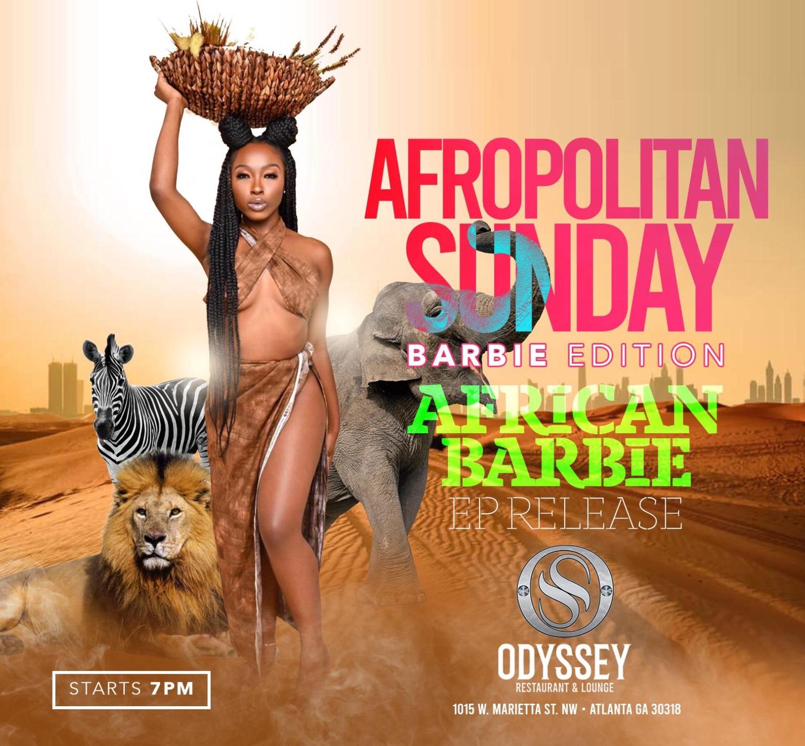 YADIMA African Barbie EP Release