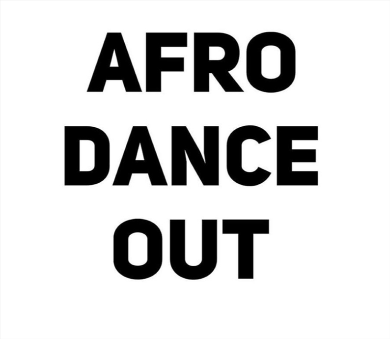2/20 AfroDance Out Zoom Class