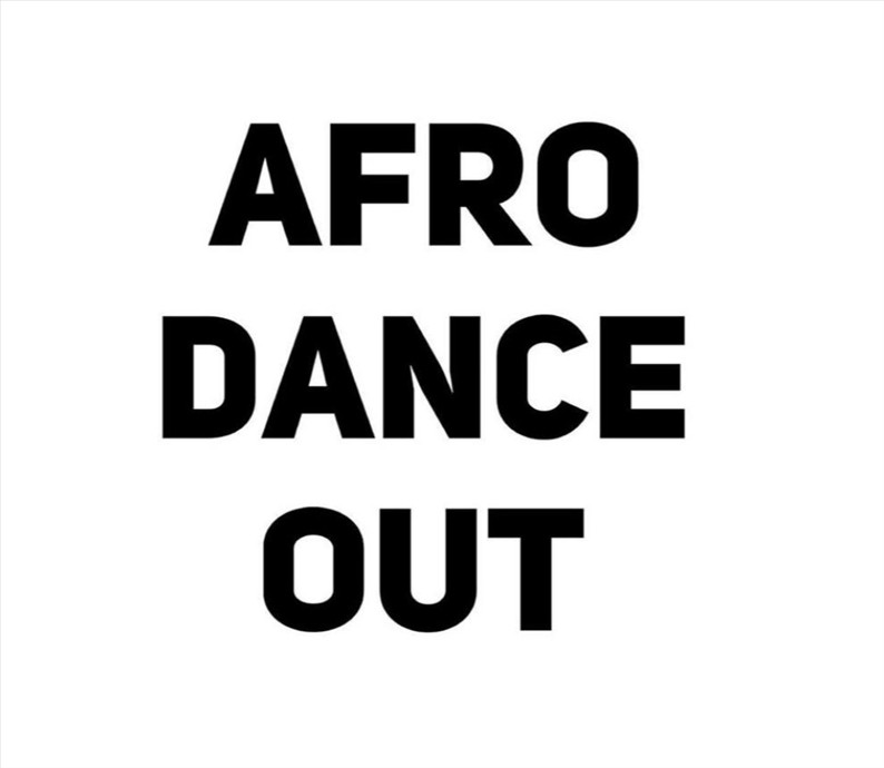 3/20 AfroDance Out Zoom Class
