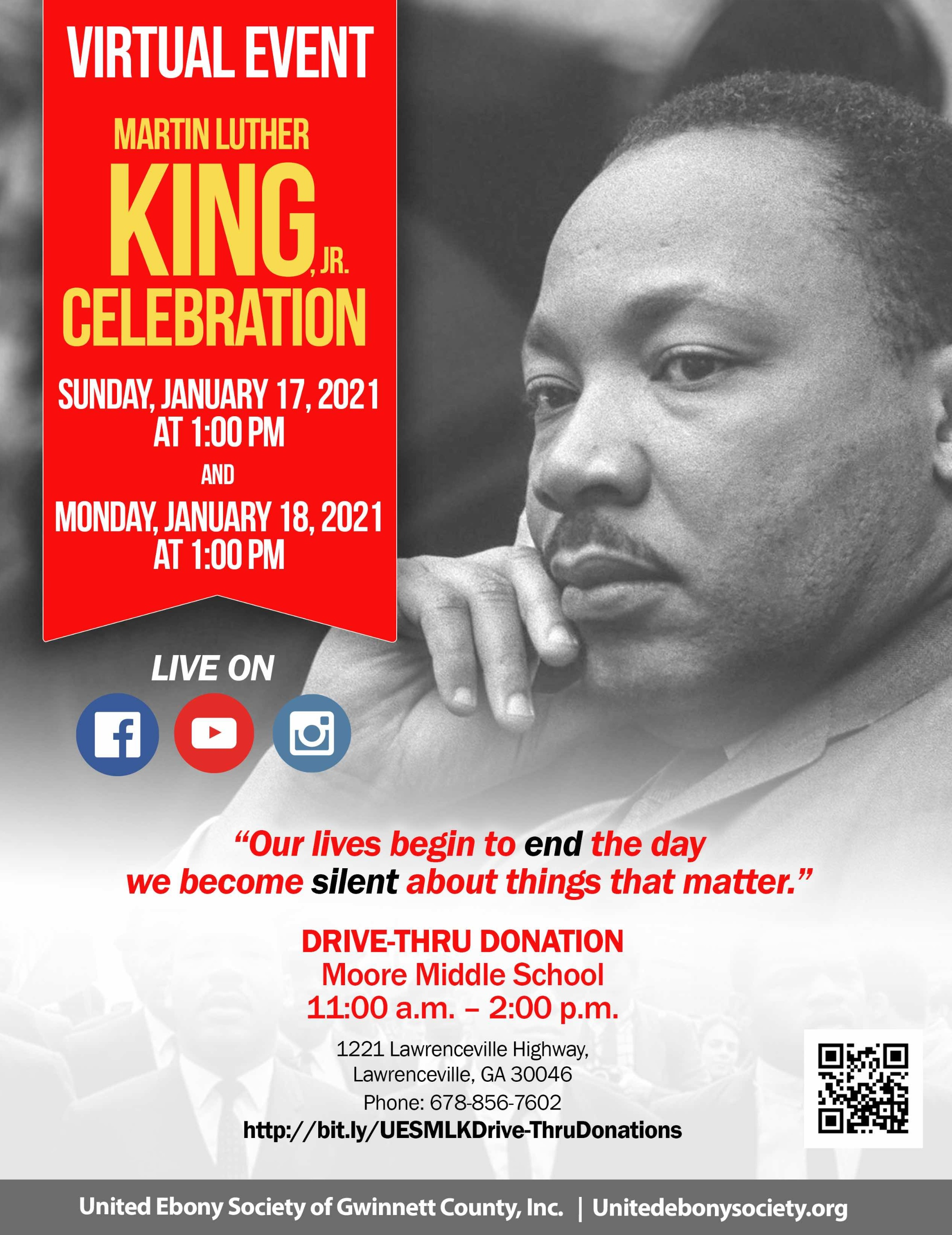 Martin Luther King Jr. Celebration
